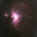 M42 Great Orion Nebula,                                AcmeAstro