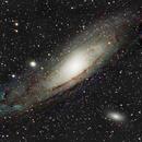 M31, first attempt,                                Eric Lotze
