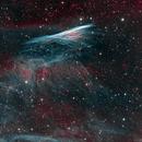 NGC2736 - Pencil Nebula in HOO,                                Richard Bratt