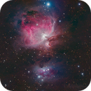 M 42:  The Great Orion Nebula,                                Fernando