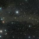LDN1235 Shark Nebula con VDB150 e VDB149,                                Fernando De Ronzo