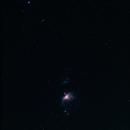 Cintura e Spada di Orione,                                Franco Silvestrini