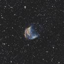 Abell 21/Sh2-274 - Medusa Nebula in Gem (SHO),                                Benny Colyn