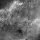 California Nebula (2 panel mosaic),                                Jim Matzger