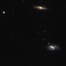 M66, Leo Triplet,                                Jan Schneidler