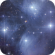 The Plejades M45,                                Christoph Lichtblau