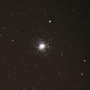 M15 Star Cluster,                                Dylan Woodbrey