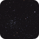 NGC 663 2piece pano,                                Spacecadet