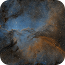 The Fighting Dragons of Ara (NGC 6188 and 6164),                                Peter Dunsby