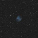 """M27 """"Dumbbell"""" nebula,                                Mikhail Vasilev"""