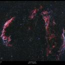 The Veil Nebula,                                Terry Hancock