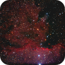 NGC6188 region,                                José Carlos Diniz