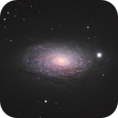 M 63 - The Sunflower Galaxy,                                James E.