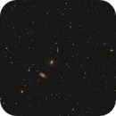 Draco-Triplett im Sternbild Drache (Draco),                                astrobrandy