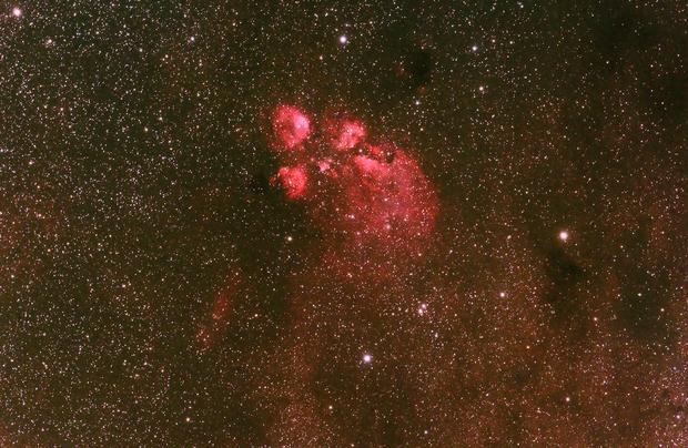 NGC6334,                                wei-hann-Lee