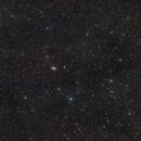 Widefield - Bodes Galaxies - 100mm,                                Jonas Illner