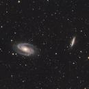 M81 Bode's & M82 Cigar Galaxies,                                Oisín Dorgan