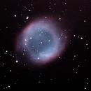 NGC 7293 (helix nebula),                                neptun