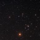 2014 Aldebaran Hyades Aut with Zenith Giove-11A 135mmf4 lens + 550D,                                Rocco Parisi