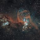 Statue Of Liberty Nebula,                                capella_ben