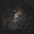 NGC 6635,                                Pekka Simell