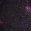 NGC 2237-NG C2264,                                icio