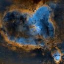 Heart Nebula,                                Alex Pinkin