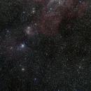 NGC 3293 Open Cluster in Carina,                                Sigga