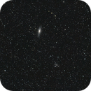 NGC7331 and the Stephan's Quintet in Pegasus,                                Francesco Meschia