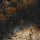 Galactic Centre 20210705 9600s LRGB 01.3.2,                                Allan Alaoui