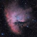 NGC281 The Pacman Nebula,                                Greg Ray
