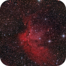 Wizard nebular with StarGlow and LPS-V4 filter,                                puckja