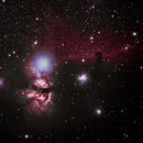 Horsehead Nebula,                                Jeff Marston