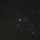 "NGC 2264 - ""Amas de l'Arbre de Noel"" et ""Nébuleuse du Cône"" - Constellation de la Licorne - NGC 2264 in Monoceros Constellation,                                Harold Freckhaus"