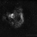 NGC7822 Ha,                                Gerhard Henning