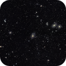A Study of the Virgo Galaxy Cluster - Part 4: The First Mosaic,                                Timothy Martin & Nic Patridge