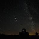 Milky Way - Mars and Perseid,                                C.A.L. - Astroburgos