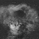 NGC 7822,                                remidone