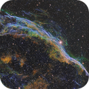 NGC6990 - The Witch's Broom Nebula,                                Jean-Baptiste Auroux