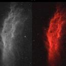 California Nebula (NGC1499), HaRGGB,                                Nico Carver
