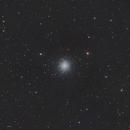 Messier 13 - Globular Cluster in Hercules,                                Diego Cartes