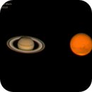 Saturn and Mars,                                PapaMcEuin