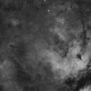 Around Sadr  -  NGC6910,                                G400