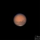 Mars - Near Closest Approach,                                Jason Guenzel