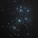 Messier 45 - Pleiades,                                Soilworker