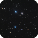 NGC876 and NGC877, 12/23/2017,                                Mike Carroll