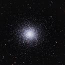 M13 Globular Cluster,                                Wes Higgins