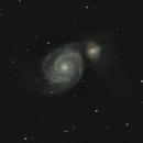 M51 Whirlpool Galaxy and Friends,                                GW