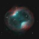 Jones-Emberson 1 (PK 164 +31) Headphone Planetary Nebula,                                Jerry Macon