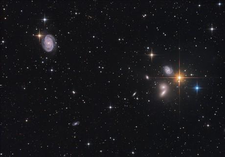 NGC5371, NGC5353, NGC5354, NGC5371,                                Uros Gorjanc
